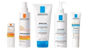 La Roche-Posay skin care