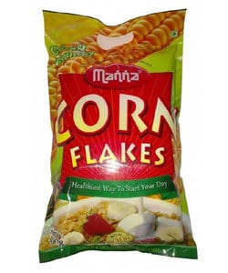 Manna Corn Flakes