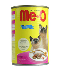 Meo Sea Food for Cats