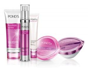 Ponds skin care