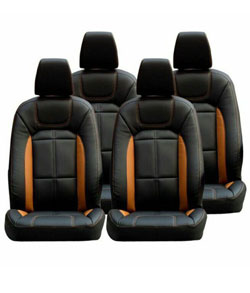 Stanley Leather Car Seat Covers