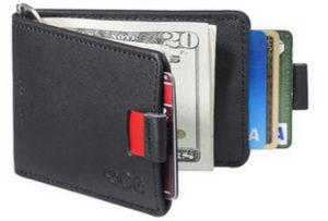 Agog Ultra slim bifold wallet