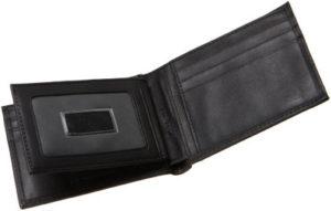 Calvin Klein Men's leather bifold wallet