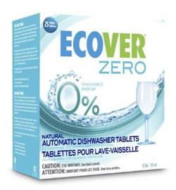 Ecover Automatic Dishwashing Tablets Zero
