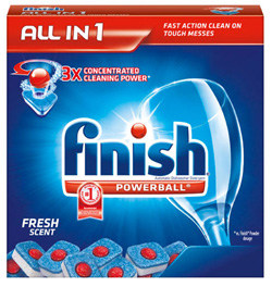 Finish Powerball Tablets