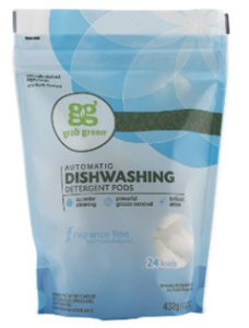 Grab Green Automatic Dishwashing Detergent