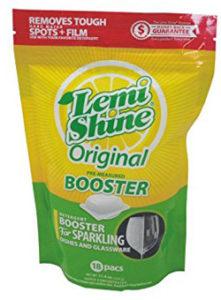 Lemi Shine Dishwasher Detergent Pacs
