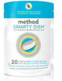 Method Smarty Dish Plus Dishwasher Detergent