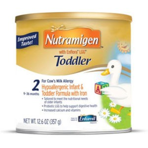 Nutramigen ready to use baby formula