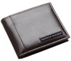 Tommy Hilfiger Men's leather