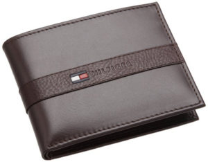 Tommy Hilfiger Men's leather Ranger wallet