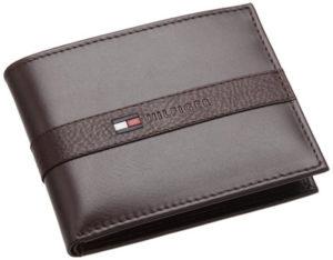 Tommy Hilfiger Men's leather Ranger wallet
