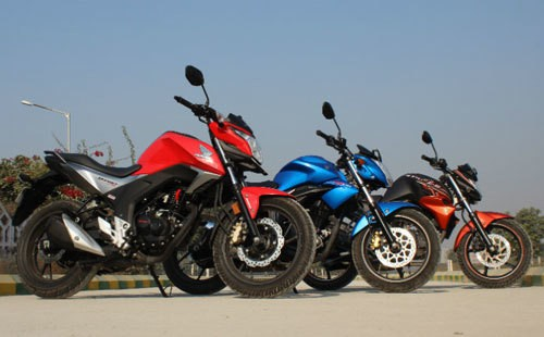 Bike Brands in India