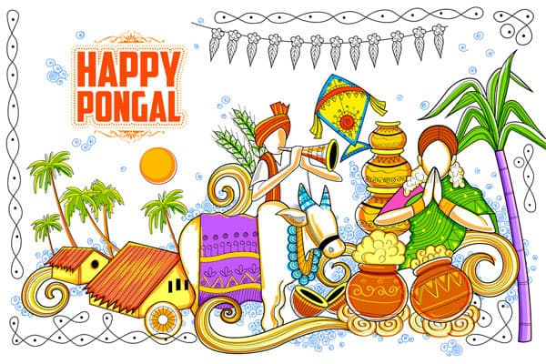 Pongal 2018 Date: Significance, Puja Shubh Muhurat Time ...