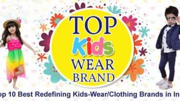 Kids Wear Brands India