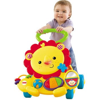 Fisher Price Musical Walker in Shape of a Lion