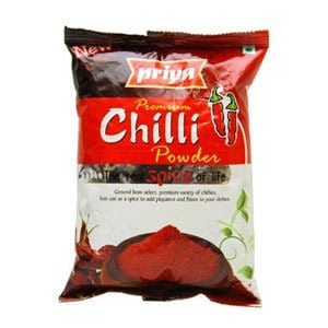 Priya Red Chilli Powder
