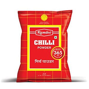 Ramdev Red Chilli Powder