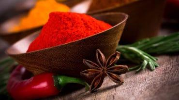 Red Chilli Powder in India