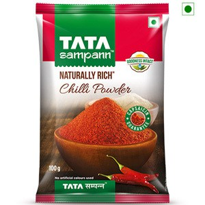 Tata Sampann Red Chilli Powder