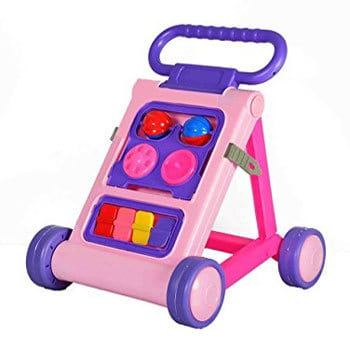 Toyboy Baby Walker by Bajaj
