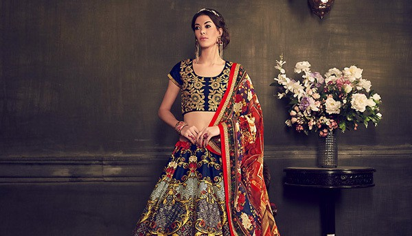 e34bac6bd1 Top 10 Best Lehenga/Choli Brands with Price in India 2019 - Most ...