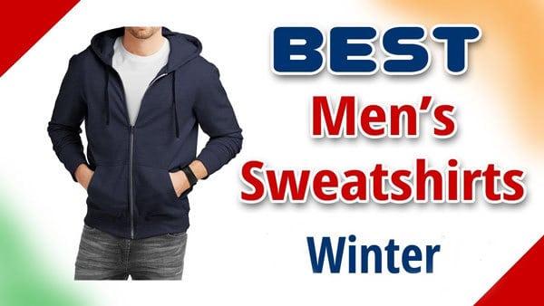Sweatshirt for Men in India