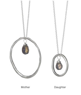 The ring of love - mother's pendant