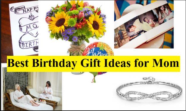 Best Birthday Gift for Mom